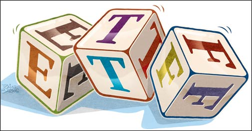 chiến lược đầu tư ETF