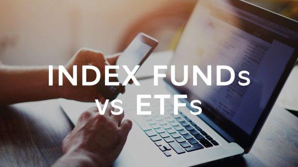 Đầu tư vào quỹ hoán đổi danh mục ETF hay quỹ chỉ số