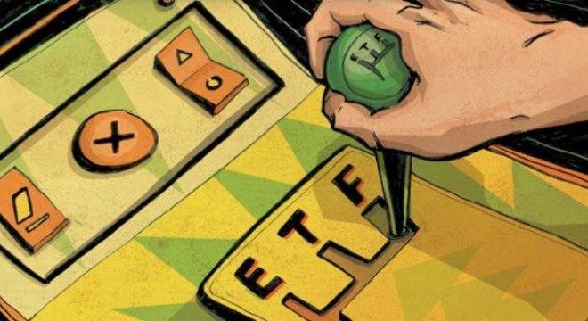 quỹ hoán đổi danh mục ETF