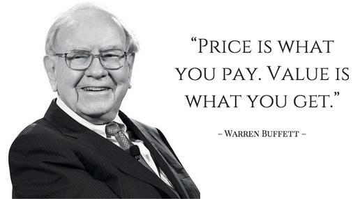 sơ lược về đầu tư giá trị